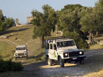 Escursioni Jeep Vieste