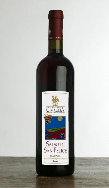 Vini Salso di San Felice Rosso
