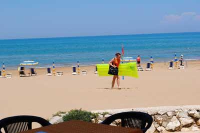 Spiaggia Agriturismo Vieste